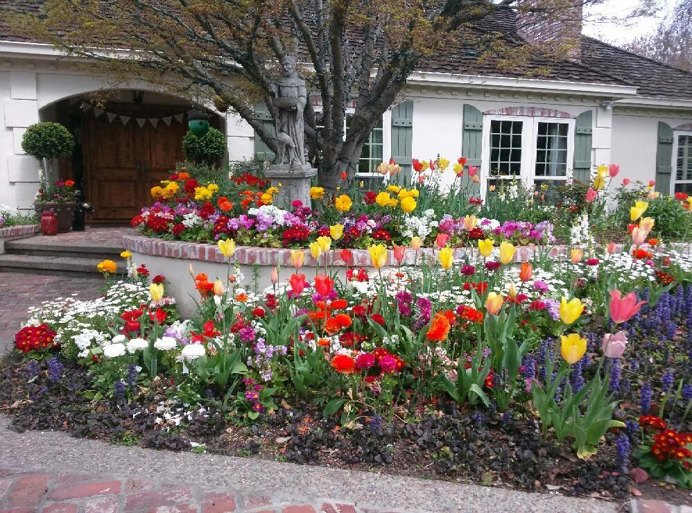 Bay Area Spring Gardens 2013