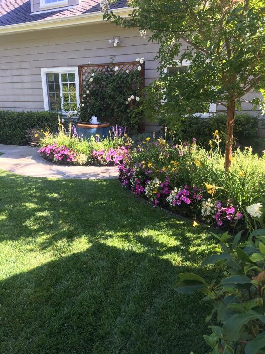 Custom Designed Decks And Fences In San Mateo Masterpiece Gardens